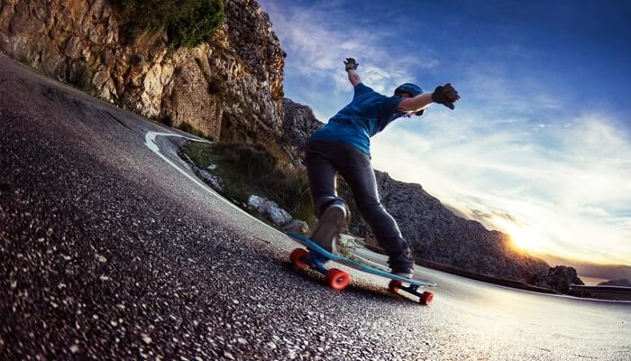 longboarding health benefits