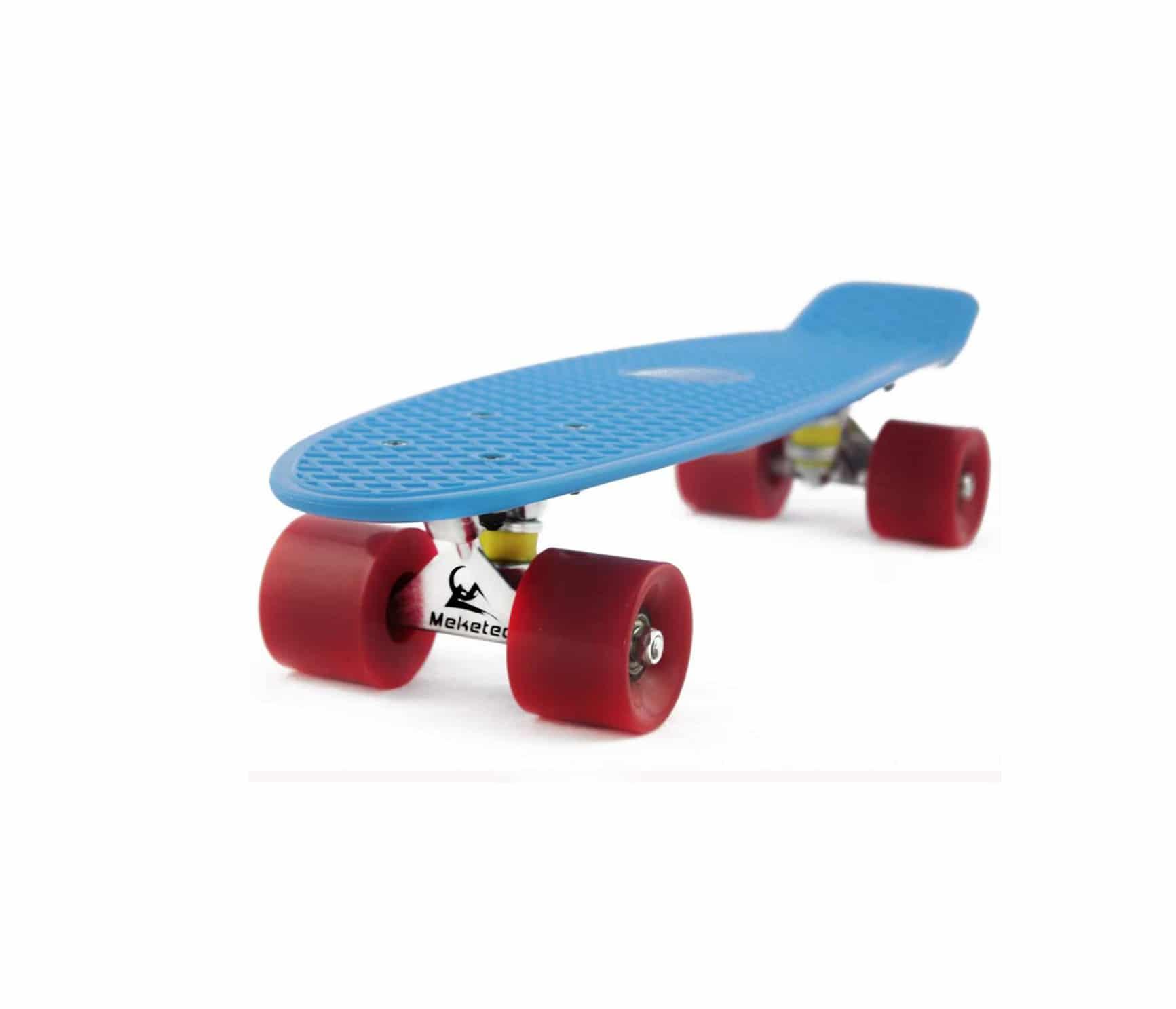 Meketec Skateboards Complete 22 Inch Mini Cr