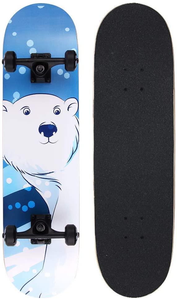 NPET Pro Skateboard Complete 31 Inch 7 L