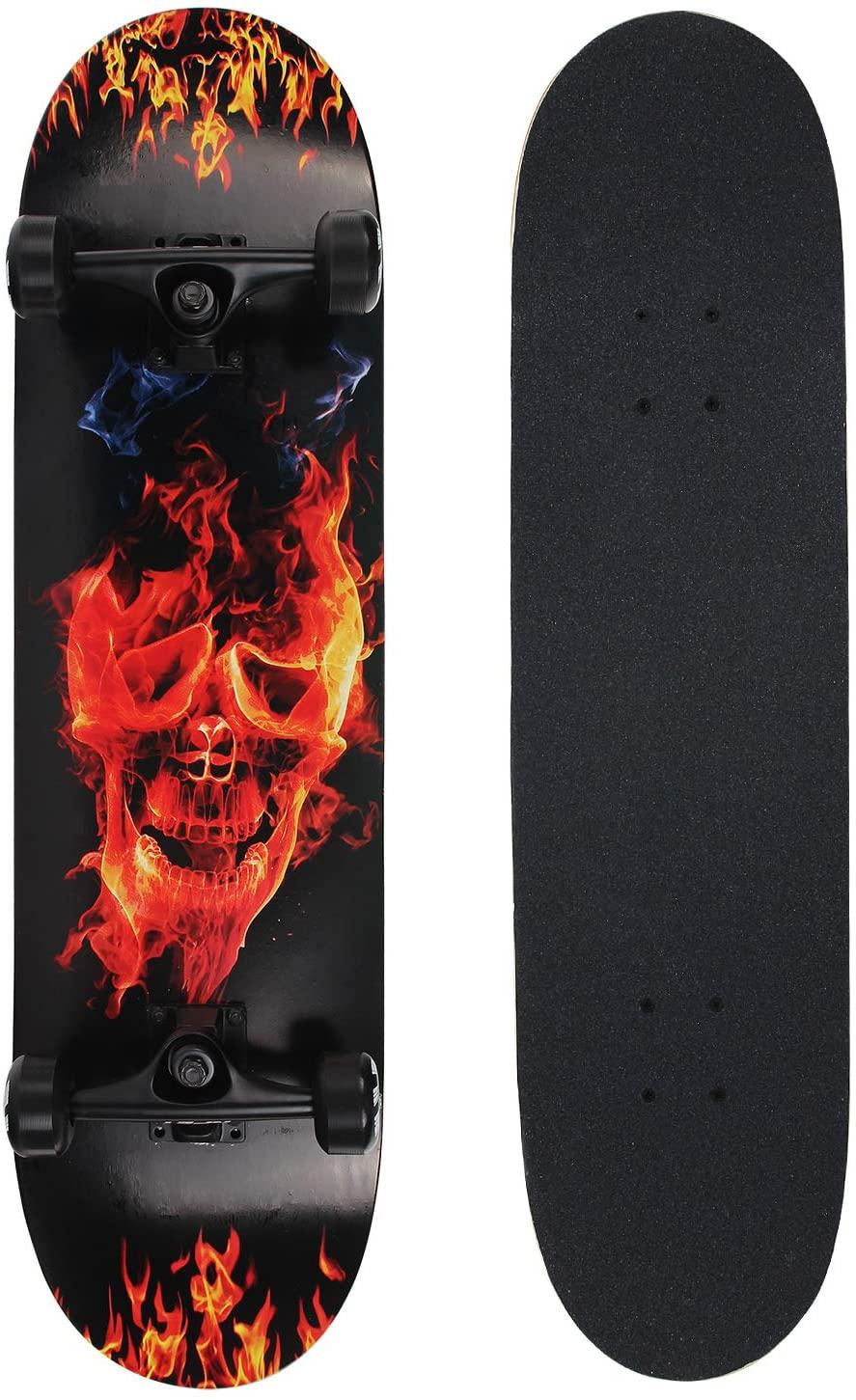 NPET Pro Skateboard Complete