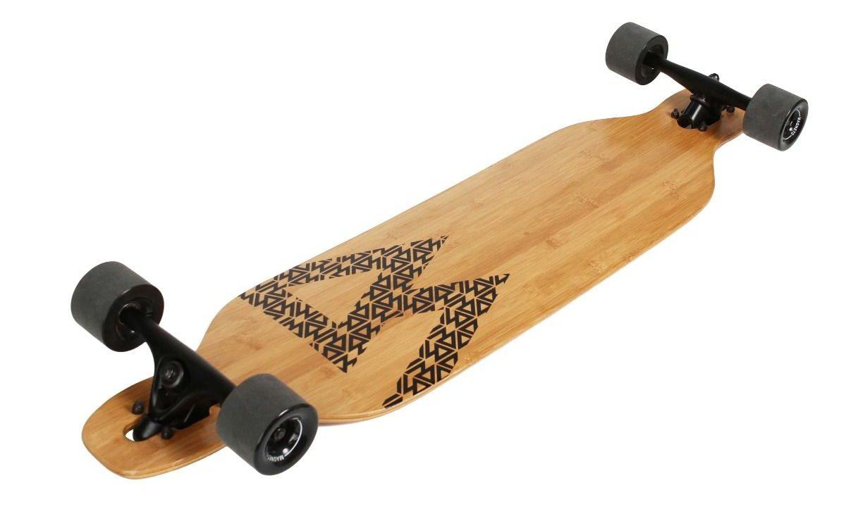 Bamboo Carver Longboard