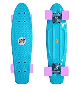 Dinbin Plastic Cruiser Skateboard