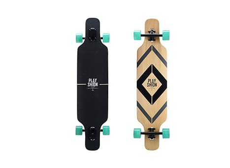 Playshion Longboard Review 2020