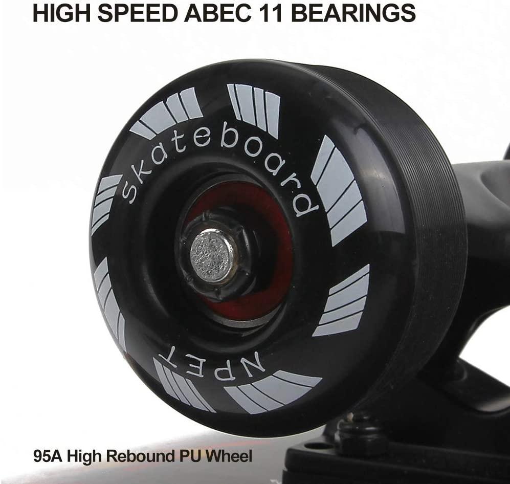 NPET Pro Skateboard Bearings