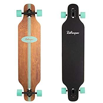 Retrospec Rift 41 inch Drop Through Longboard Skateboard
