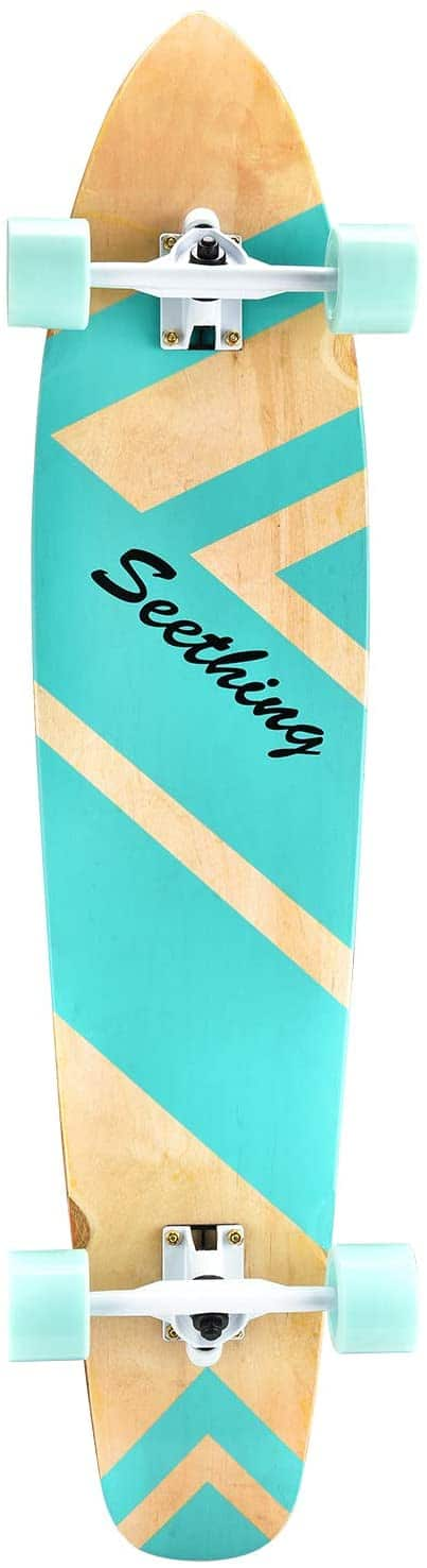Seething Longboard