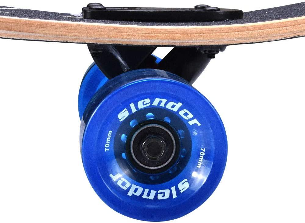 Slendor Longboard Skateboard Review