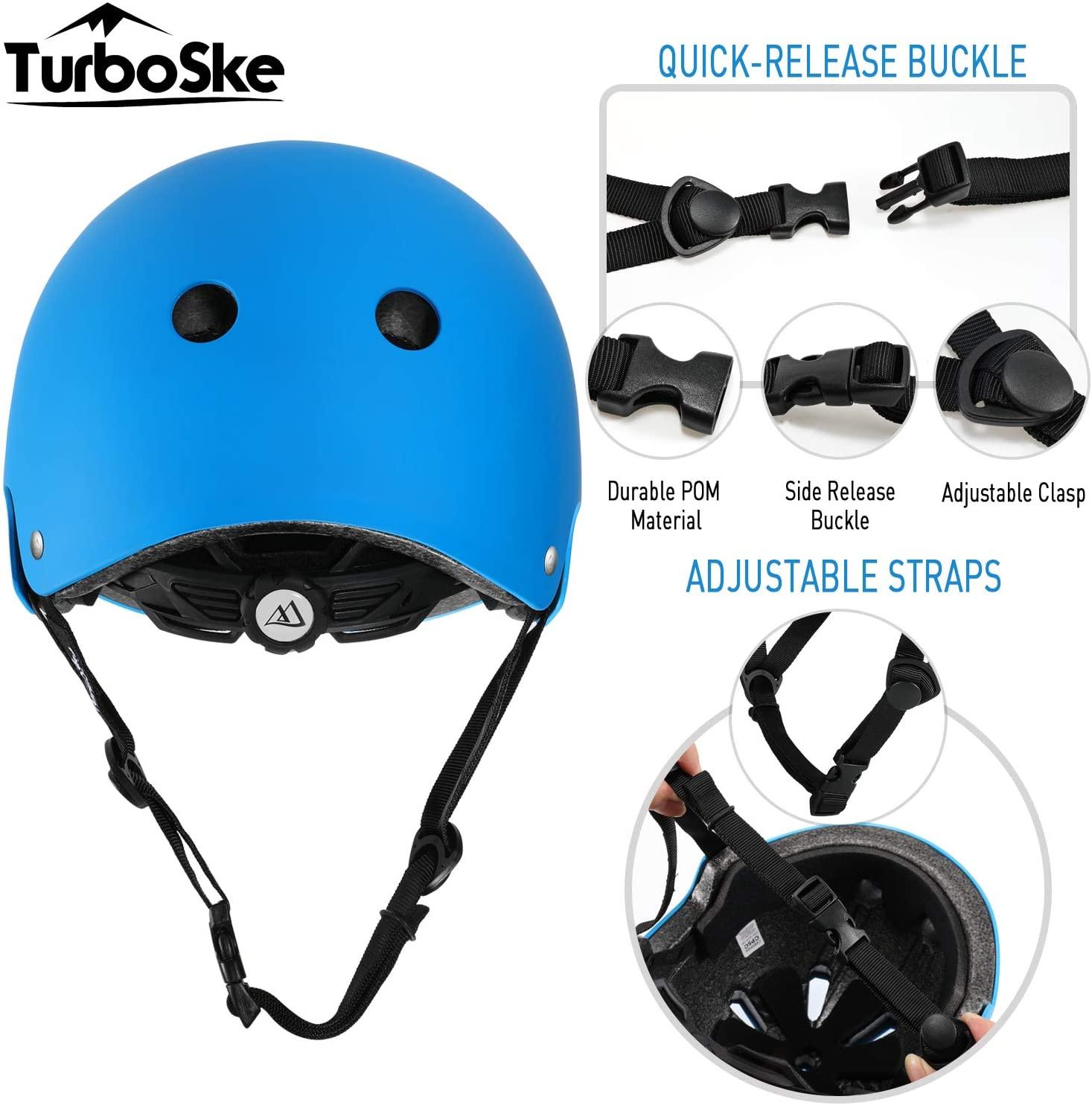 TurboSke Skateboard Hel