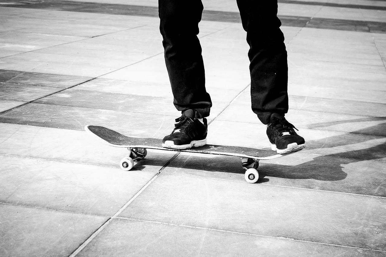 skateboard tricks 1