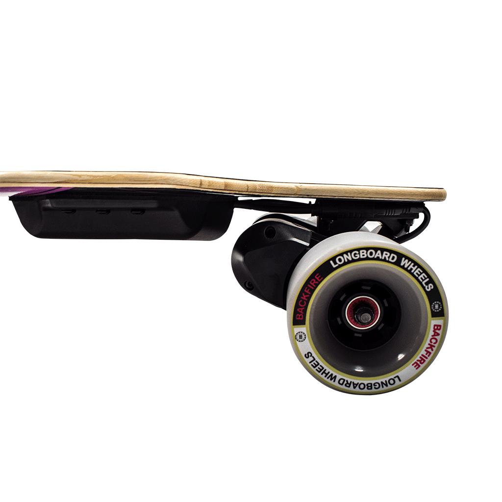 Backfire Zealot Belt Drive Electric Skateboard