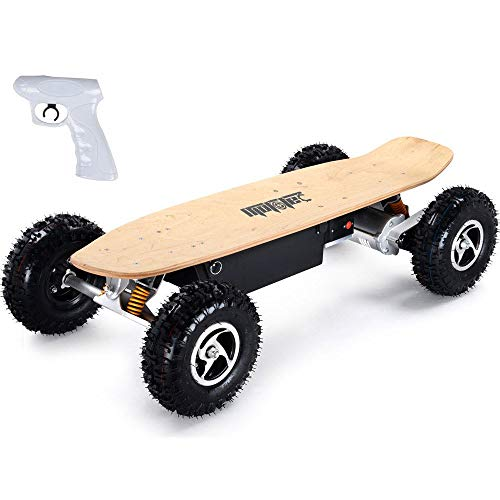 MotoTec 1600W Dirt Electric Mountain Board