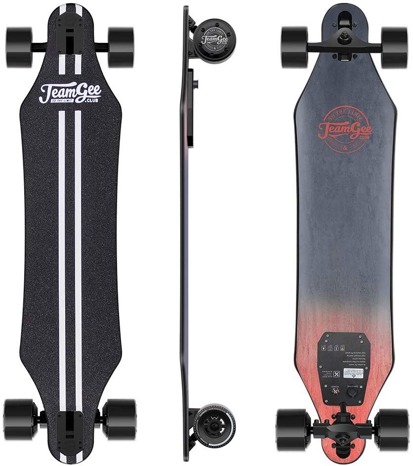 Teamgee H37 Electric Longboard - Cheap All-Terrain Option