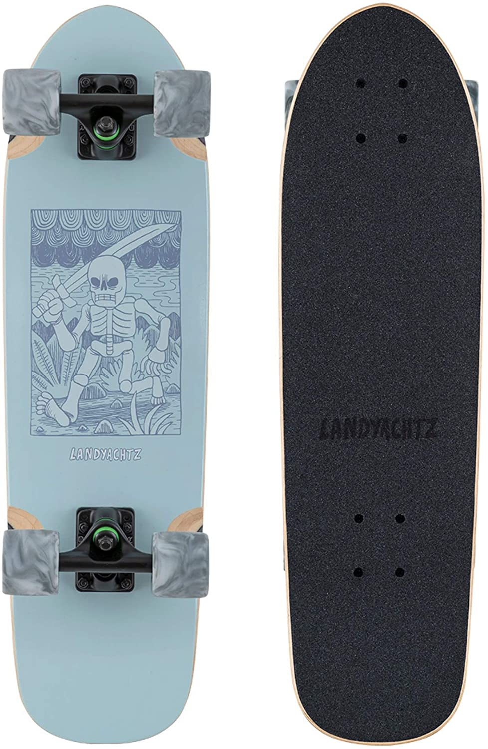 Landyachtz Dinghy Review – Arguably the Best Cruiser Money Can Buy 3