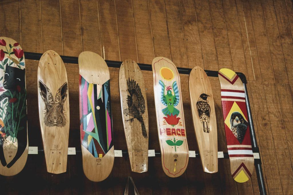 Choosing a Longboard