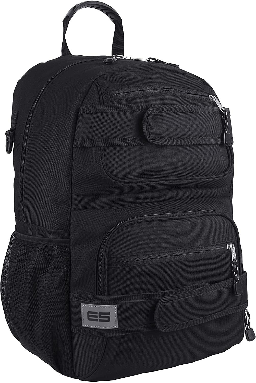 Eastsport Multi Compartment Skater Backpack – Best Budget Option