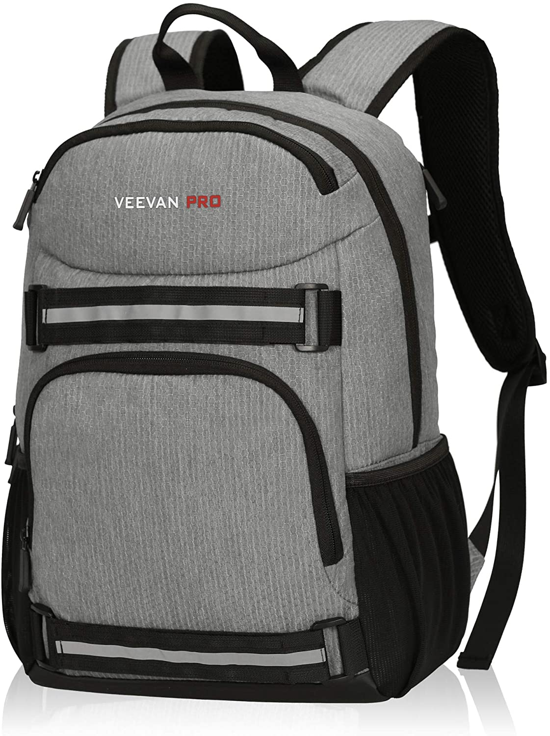 Veevanpro Insulated Cooler Longboard Backpack